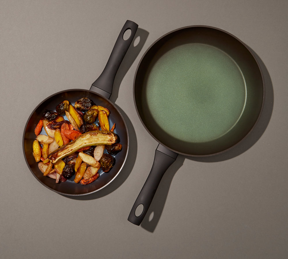 Ombre Fry Pan - Green (340)