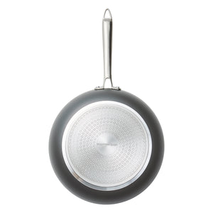 Hard Anodized Grey Marble Fry Pan