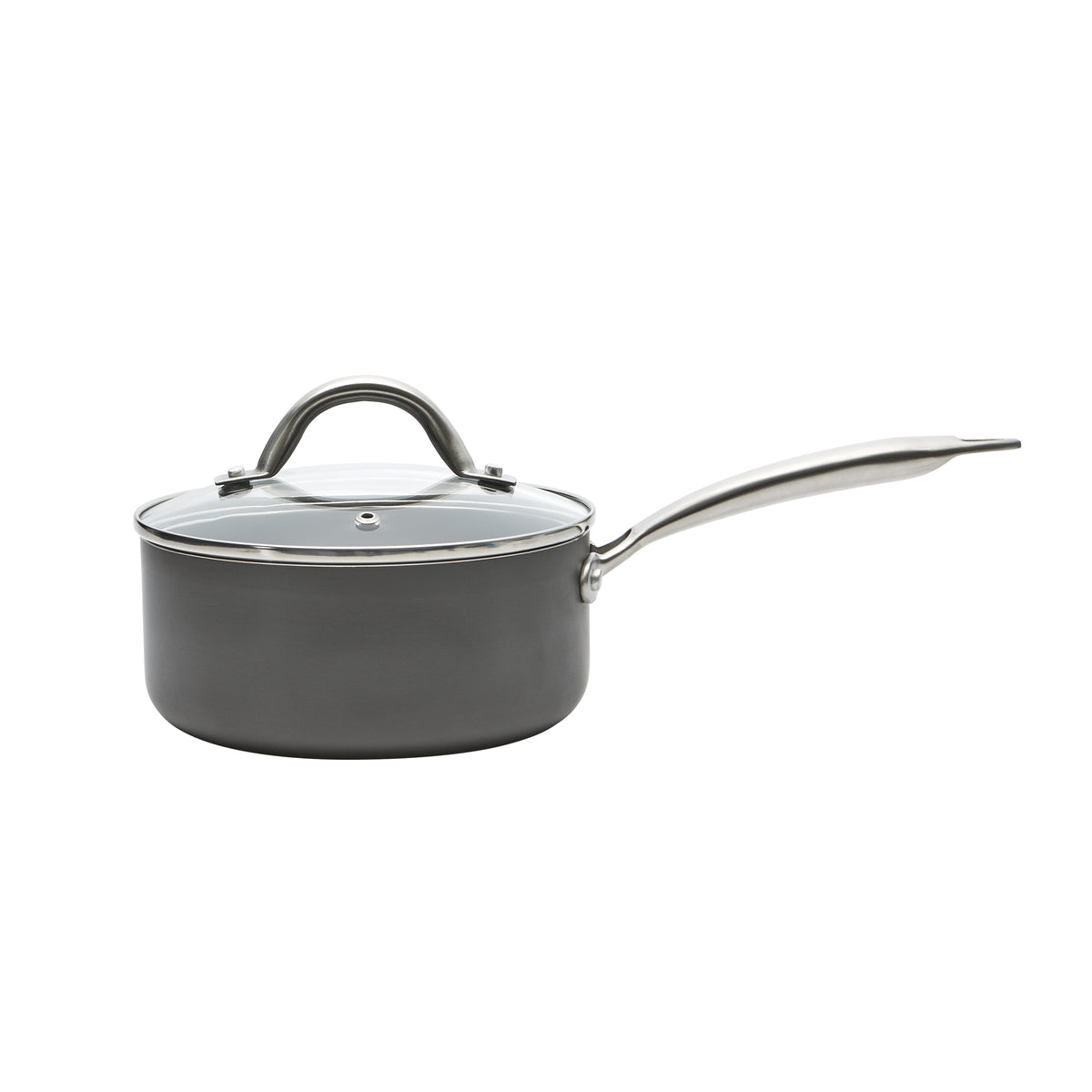 Hard Anodized 1.8 QT Sauce Pan