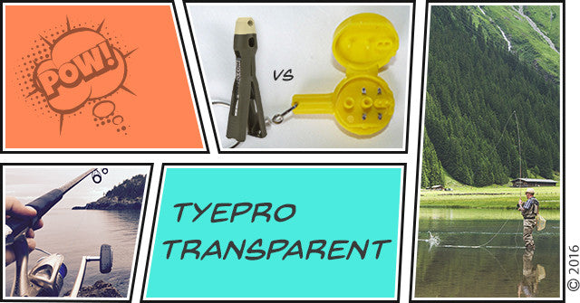TYEPRO Transparent: TYEPRO vs. Hook Eze