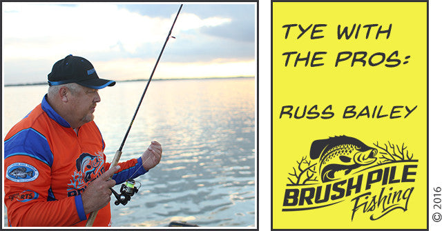 TYE with The PROs: Russ Bailey of 'BrushPile Fishing'