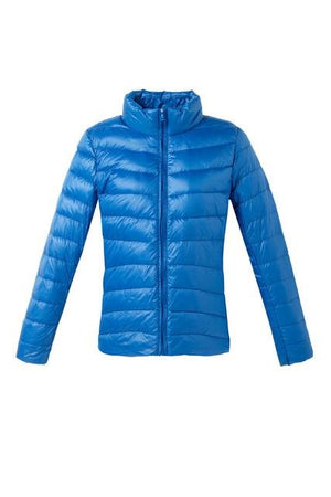 Winter Duck Down Jacket Women Light Coat Female Warm Parkas for Women'sliilgal-liilgal