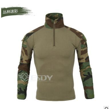 US Army Tactical Military Uniform Airsoft Camouflage Combat-Proven Shirts Rapid Assaultliilgal-liilgal