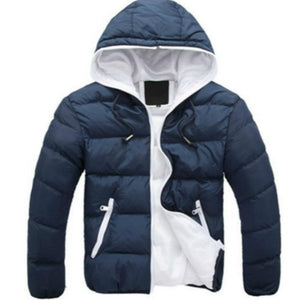 2017 new Brand winter Jacket for men hooded coats casual mens thickliilgal-liilgal