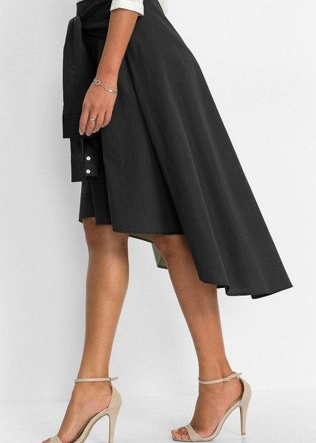 2017 Retro Pleated Maxi Long Skirt High Waisted Saia Midi Puff Atacadoliilgal-liilgal