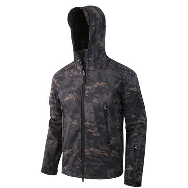 High quality Lurker Shark skin Soft Shell TAD V 5.0 Military Tacticalliilgal-liilgal