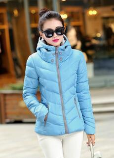 2018 Winter Jacket Women Parka Thick Winter Outerwear Plus Size Coat Shortliilgal-liilgal
