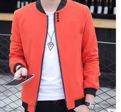 Fall 2018 new trend of cultivate one's morality handsome young light jacketliilgal-liilgal