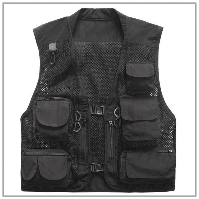 New Fashion Brand Vest Men Tactical Vest Special Forces SWAT Military Directorliilgal-liilgal