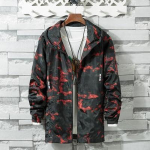 Plus size 8XL Male Jacket Spring Autumn high Quality Brand Waterproof Windproofliilgal-liilgal