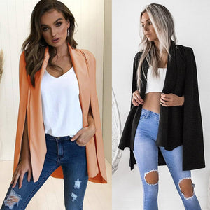 Hirigin New Jacket Women 2018 Fashion OL Slim Coats And Jackets Sexyliilgal-liilgal