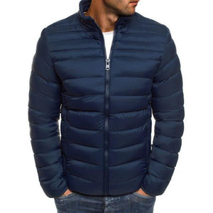 Jackets Parka Men Winter Coat Warm Outwear Slim fit mens winterliilgal-liilgal