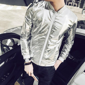 5XL Summer Men Bomber Jacket Fashion 2018 Slim Fit Sun Protection Clothingliilgal-liilgal