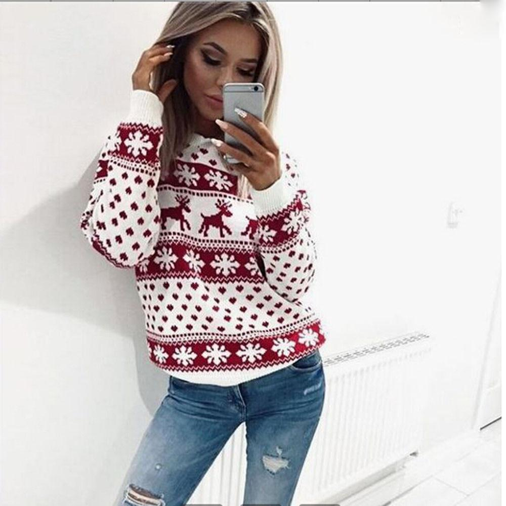 2018 Newest Christmas Halloween Floral Print Pullover Hoodies for Women Causal Looseliilgal-liilgal