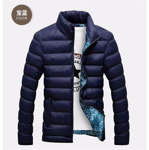 Casual Men Jacket 2018 New Arrival Winter Outwear Coat Male Comfortableliilgal-liilgal