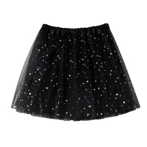 Fashion 2018 women's tulle skirt Pleated Gauze Short Adult Tutu Dancing Casualliilgal-liilgal