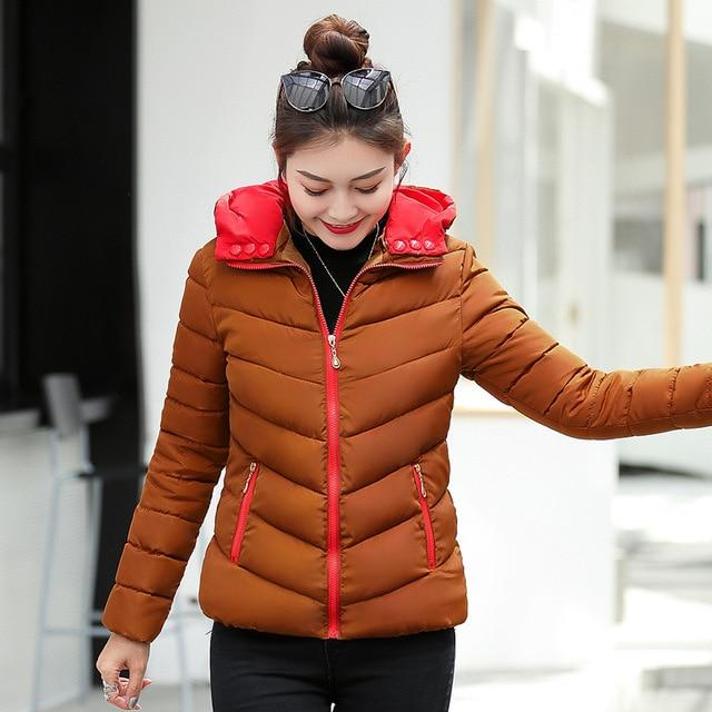 2018 full cotton liner zipper solid new arrival slim cotton jacket zippersliilgal-liilgal