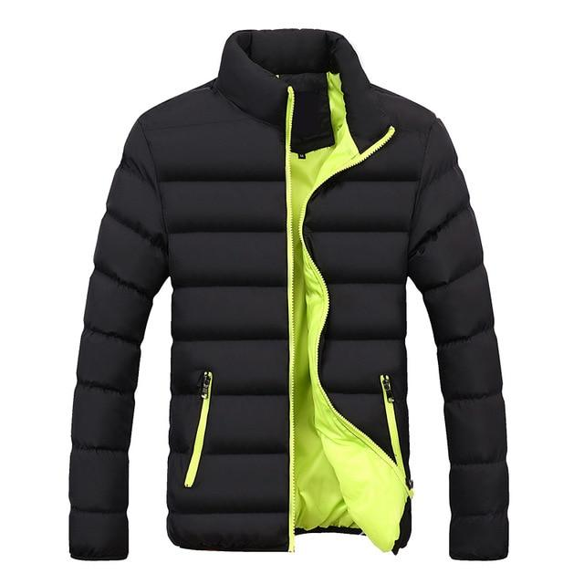 New Arrival Winter Men Jacket Brand Casual Clothing Men's Jackets High Qualityliilgal-liilgal