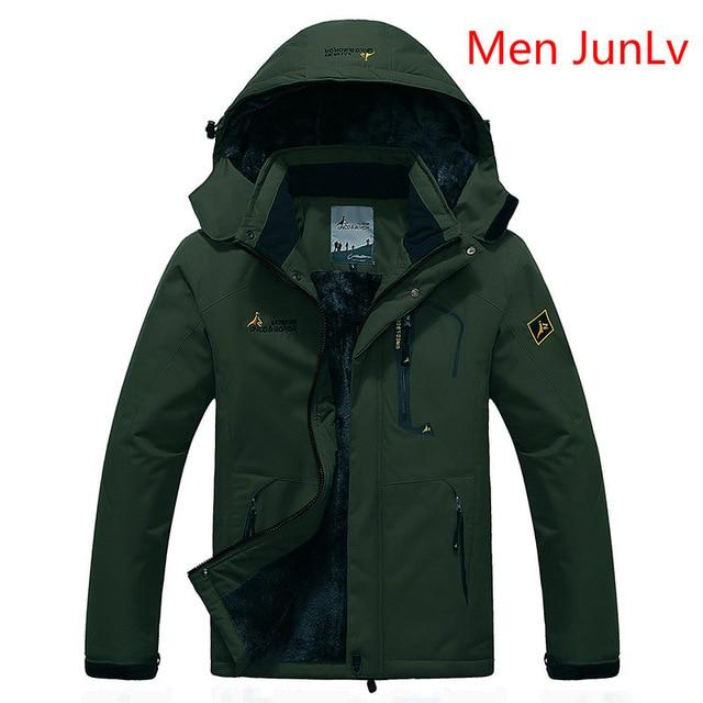 Plus Size 5XL 2018 Casual Winter Jackets Men Women Jackets Coats Thickliilgal-liilgal