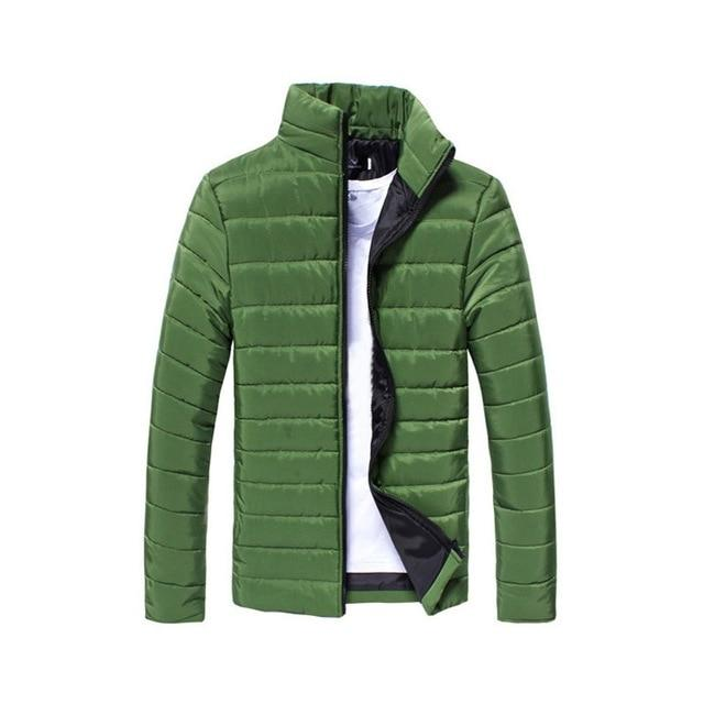 New Arrival Fashion Mens Jackets and Coats Clothes Jackets Men 2018 Thickliilgal-liilgal