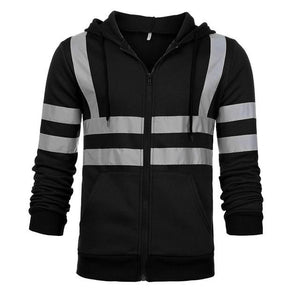 FeiTong Jacket Men Winter Outerwear Coats Streetwear Mens Clothing Road Work Highliilgal-liilgal