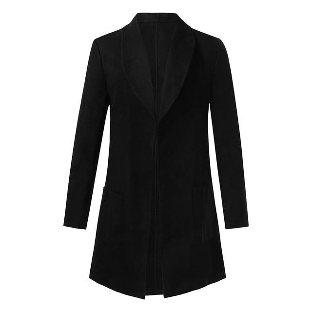 Fashion Men's Winter Warm Slim Fit Trench Coat Jacket Long Sleeve Outwearliilgal-liilgal