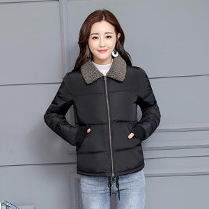Ultra Light Down Jacket Women Short Clothes Students Thickened White Duck Downliilgal-liilgal