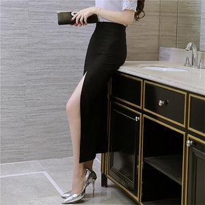 New Arrival High Waist sexy slim package hip skirt women fashion longliilgal-liilgal