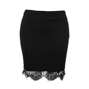 Skirt 2018 New Fashion Women High Waist Mini Short Skirt Hemliilgal-liilgal