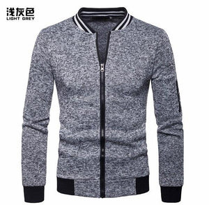 Men Jacket And Coat Winter Slim Fit Coats Jacket Sweater Sweatshirt Outwearliilgal-liilgal