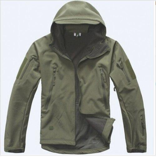 2018 Hot jackets men High quality Lurker Shark skin Soft Shell TADliilgal-liilgal