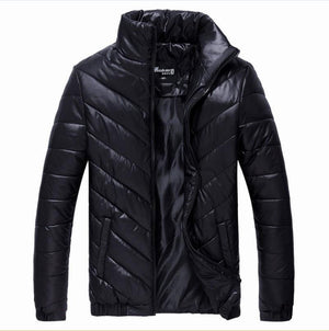 2018 New Brand Autumn Men's Winter Warm Coat Padded Jacket Casual Downliilgal-liilgal