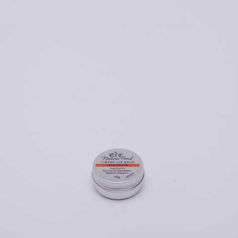 Natures Pond | Lip Balm | Mandarin