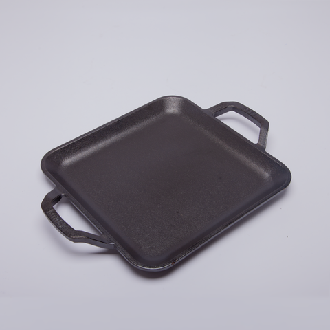Lodge | Chef Collection | Square Griddle | 280mm