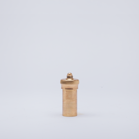 Pepper Mill Co | Brass Pepper Mill | 10cm