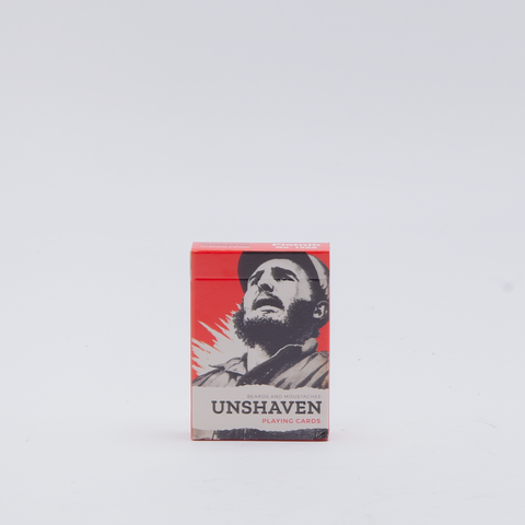Playing Cards | Unshaven