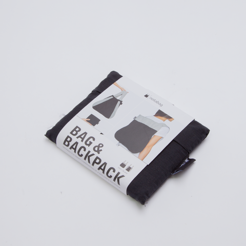 Notabag | Grey w Black
