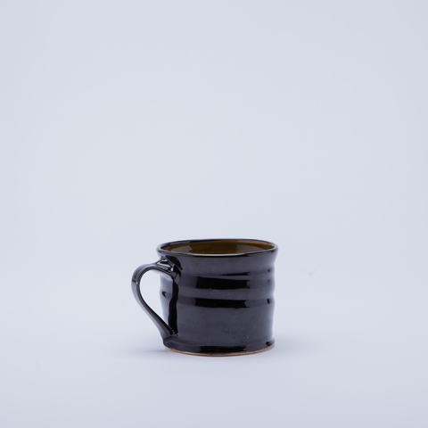 Ross Palmer | Breakfast Mug | Black