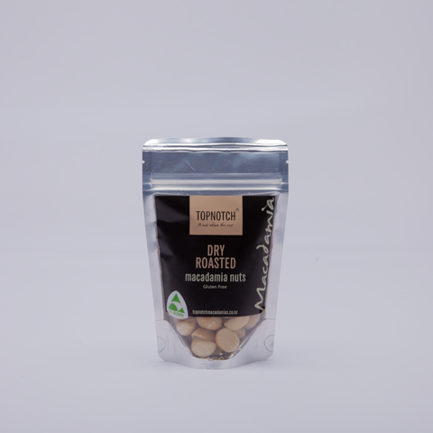 Topnotch | Dry Roasted Macadamias