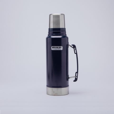Stanley | Classic Flask | Navy | 1.1L
