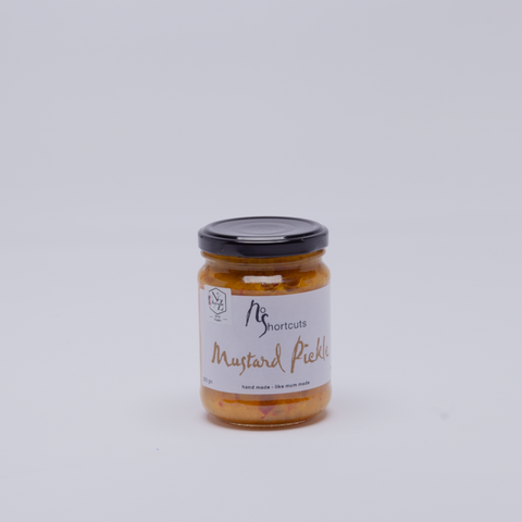 No Shortcuts | Mustard Pickle | 255g