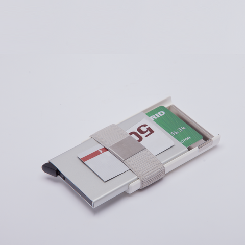 Secrid | Card Slide | White