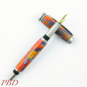 Arizona Sunset Fountain Pen - Fountain