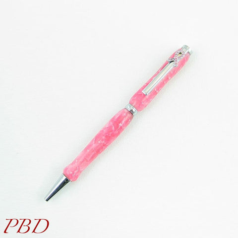 Breast Cancer Research Foundation Charity Pen - Ballpoint
