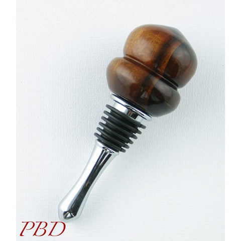 Indian Rosewood Bottle Stopper - Misc