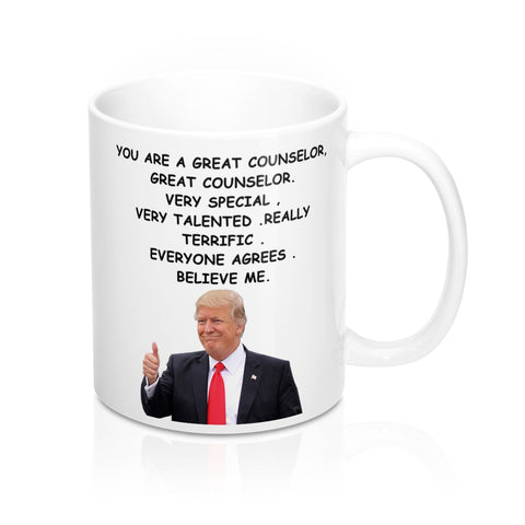 trump best COUNSELOR 11Oz Cofffee Mug - mugsouk