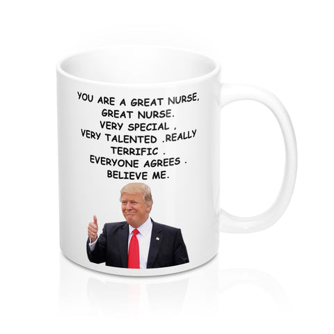 donald trump best dentist Mug 11oz - mugsouk