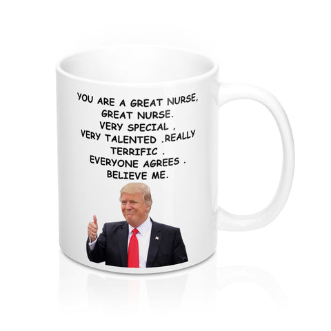 Trump favorite Teacher Mug 11oz - mugsouk