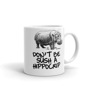 hippocrip Coffee mug 11 15 oz tea cup - mugsouk