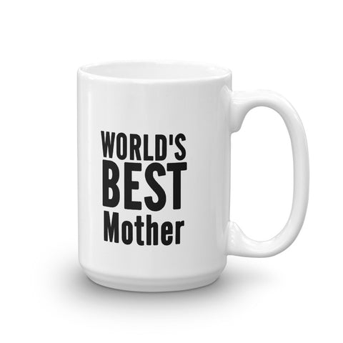 World's Best Mother Mug Ceramic Coffee Mug - mugsouk